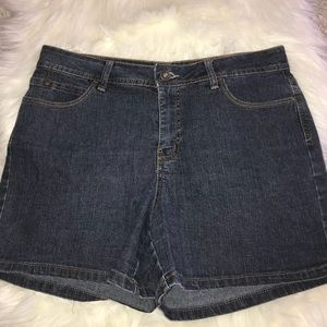 St Johns Bay Women's Jean Shorts